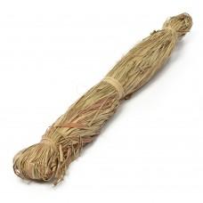 Рафия натуральная , 100 г коричневая