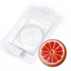 Пластиковая форма апельсин сочный