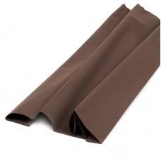 Фоамиран 60*70 см, 1 лист, коричневый темн. 191-021