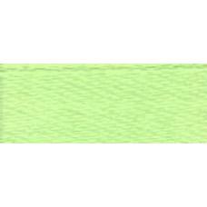 Лента 0,6см атласная (8074/3034 св.зеленый) 1м.