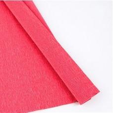 Бумага гофрированная, 180 гр, 547 пудрово-розовый