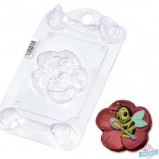 Пластиковая форма веселая пчелка