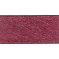 Лента 2,4см атласная (8060 т. бордовый)