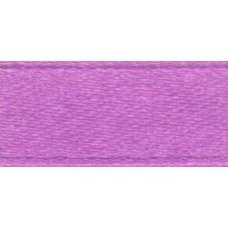 Лента 0,6см атласная (8120 т. сиреневый) 1м.