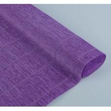 Бумага гофрированная, 180 гр, 17Е/2 фиолетовая