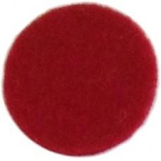 Фетр листовой, 1 мм, 180 гр, Астра (YF 602 красный)