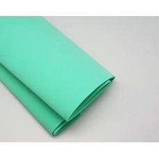 Фоамиран 60*70 см, 1 лист, мятный 24