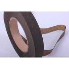 Тейп лента 13мм*30 коричневый