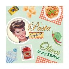 Салфетка бумажная Vintage Cooking