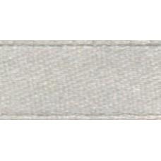 Лента 2,5см атласная (8137 серый)