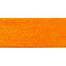 Лента 1,2см атласная (8018/3019 оранжево-коричневый)