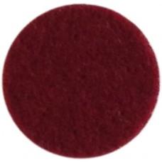 Фетр листовой, 1 мм, 180 гр, Астра (YF 617 бордо)