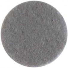 Фетр листовой, 1 мм, 180 гр, Астра (YF 648 св.серый)