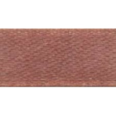 Лента 2,5см атласная (8134/3134 коричневый)