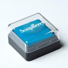 Чернила пигментные 2,5x2,5см SCB (21010014 голубые)