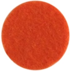 Фетр листовой, 1 мм, 180 гр, Астра (YF 627 оранжевый)
