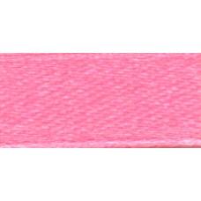 Лента 0,6см атласная (8049 яр.розовый) 1м.