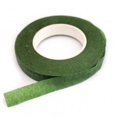 Тейп лента 12мм*30 зелёная